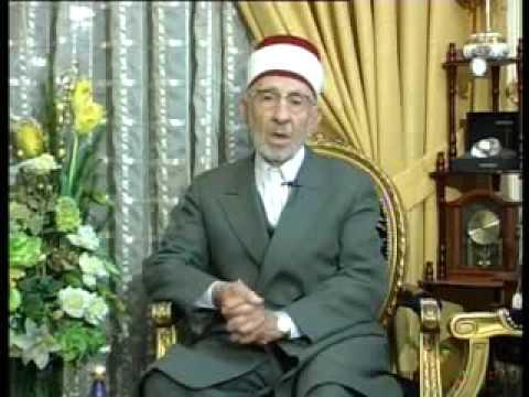Shaykh Ramadan al Buti w/subs P1 اﻠﺸﻳﺦ ﺭﻣﺿﺎﻦ اﻠﺒﻮﻂﻲ