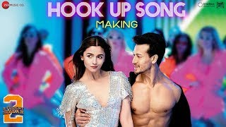Hook Up Song - Making | Student Of The Year 2