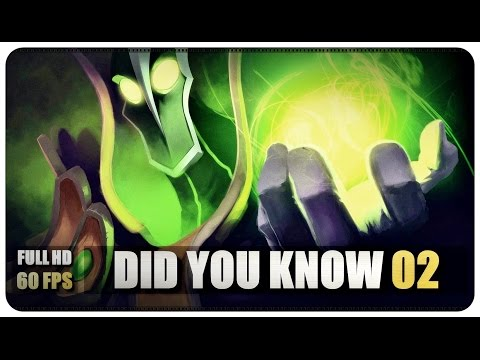 DOTA 2 - Did You Know? - Episode 2