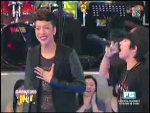 [GGV] Vice Ganda Vs Abra Fliptop Battle
