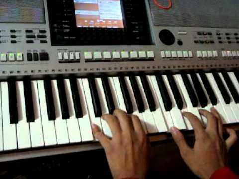 Pehla Nasha Keyboard Tutorial (full song)