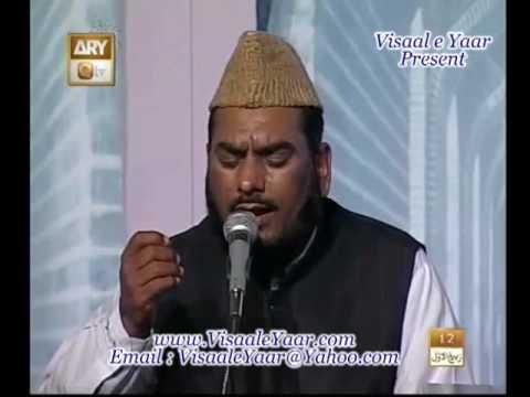 Urdu Naat( Shoq o Niaz)Qari Afzaal Anjum In Qtv.By  Naat E Habib