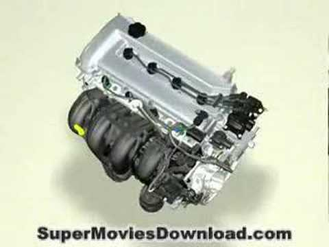 EXACTLY how a car engine works - 3D animation !