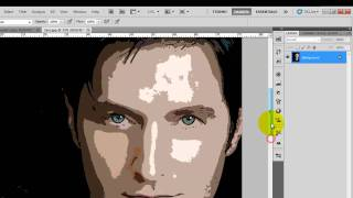 Photoshop Comic Book Effect the easy way Tutorial