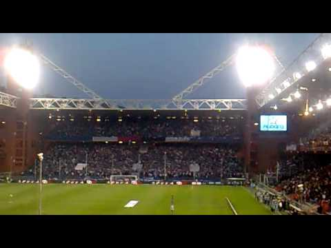 Genoa - Sampdoria - 08/05/2011 - Din don, din don...