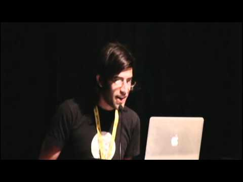F2C2012:  Aaron Swartz keynote - How we stopped SOPA