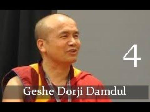 Geshe Dorje Damdul 4 La Pizza