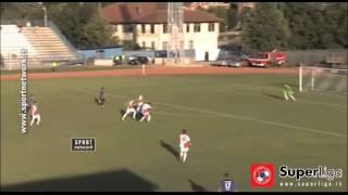 0:02 / 5:29 Super liga 2015/16: 4.Kolo: Mladost - Vojvodina 1:2 (0:0)