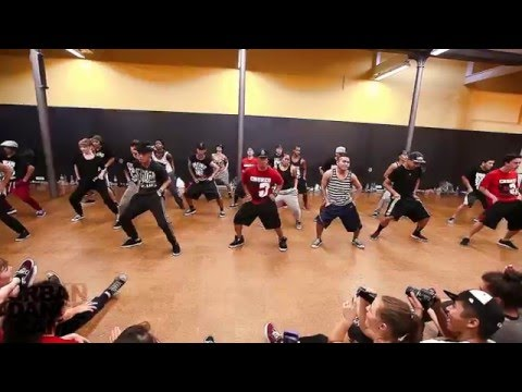 Choreo Cookies :: Michael Jackson Choreography :: Urban Dance Camp