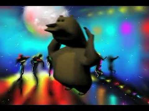 Colin-s Bear Animation