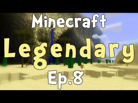 "Minecraft: Super Hostile Legendary - Ep.8 "" That Was Such a Tricky Thing to Do! """