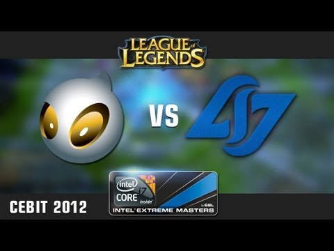 IEM World Championship CLG vs. Dignitas (League of Legends)
