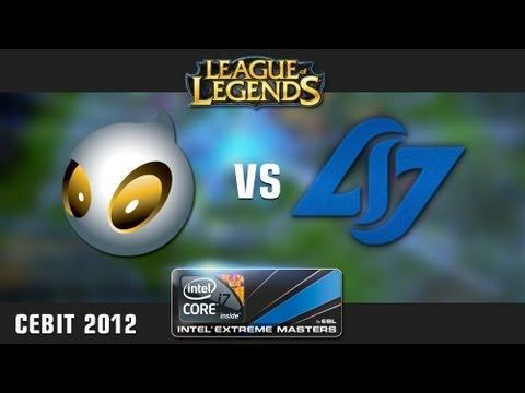 IEM World Championship CLG vs. Dignitas (League of Legends)