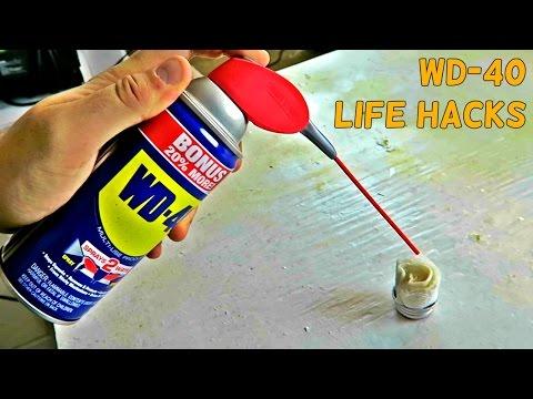 10 Simple WD 40 Life Hacks - UCe_vXdMrHHseZ_esYUskSBw