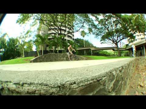 Verde BMX Hawaii Trip 2010