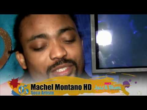 2010 Jamaica Jazz and Blues Interviews - Machel Montano HD