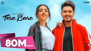 Tere Bare : Karan Randhawa (Official Song) Satti Dhillon  GK.DIGITAL  Geet MP3