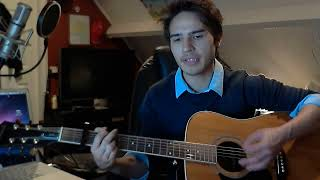 Ed Sheeran - The A Team(try out cover)
