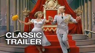 Royal Wedding Official Trailer #1 - Keenan Wynn Movie (1951) HD