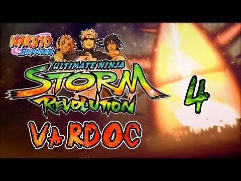 Naruto Shippuden: Ultimate Ninja Storm Revolution ( Jugando ) ( Parte 4 ) #Vardoc1 En Español