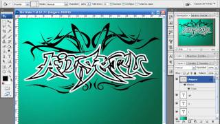 Graffiti con photoshop - Tutorial