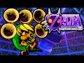the legend of zelda majora's mask 3ds part 2 ocarina of time rewind gameplay walkthrough nintendo