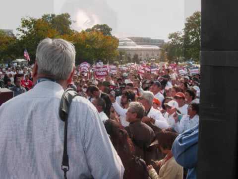 marcha pro emigrantes