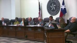 Mayor Pro-tem Stephens Tells Council Member Powers to Shut Up
