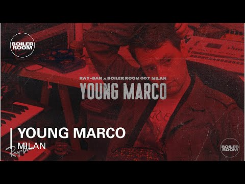 Young Marco Ray-Ban x Boiler Room 007 Milan DJ Set - UCGBpxWJr9FNOcFYA5GkKrMg