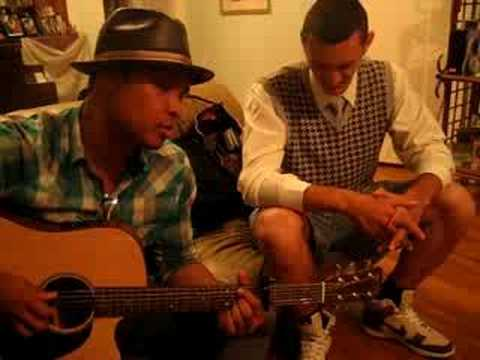 Passion and Danny Duet (Acoustic) - Refiner's Fire