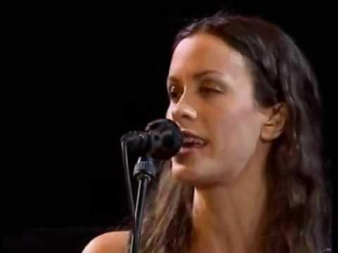 ALANIS MORISSETTE - THANK U (Live Paris - Bercy 1998)