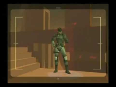 Metal Gear Solid 2 HD  All VR Missions 100% Full Video Guide