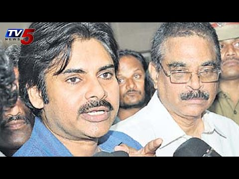 Pawan Counters to Kavitha and KCR    I was not in city during Survey : TV5 News