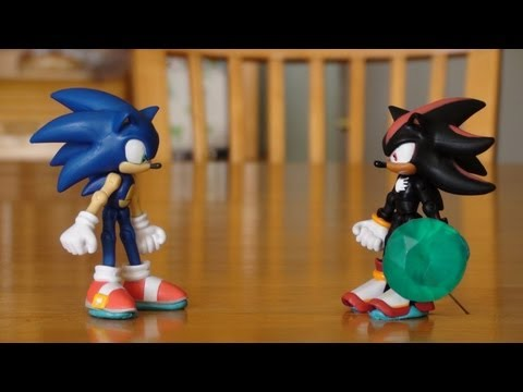 Sonic Stop Motion Adventures: Episode 1 - REMAKE