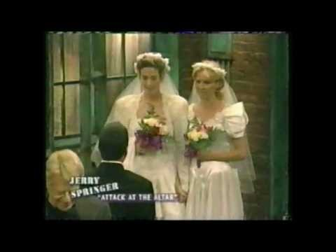 Jerry Springer: Attack at the altar