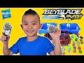 BEYBLADE Burst Turbo SLINGSHOCK Epic Battle With CKN Toys
