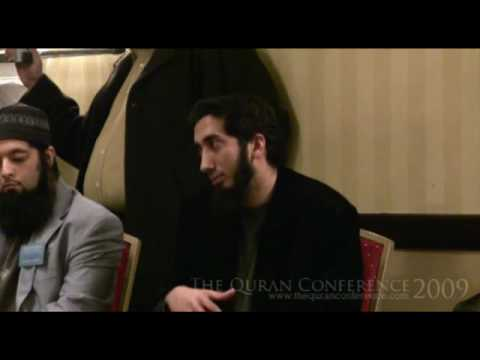 Nouman Ali Khan - The Ulul Albab [Part 3/4]