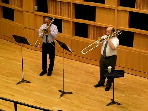 Davis's &quot;Trombone Institute of Technology&quot; (KJ &amp; Olsson)