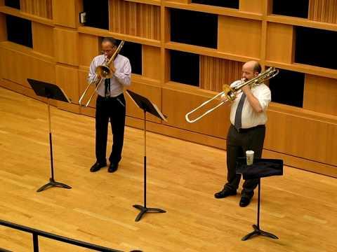 """Davis's """"Trombone Institute of Technology"""" (KJ & Olsson)"""