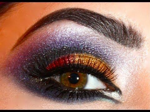 Exotic Arab Makeup Tutorial