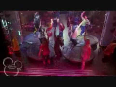 Camp Rock: Hasta La Vista FULL MOVIE SCENE (HQ)