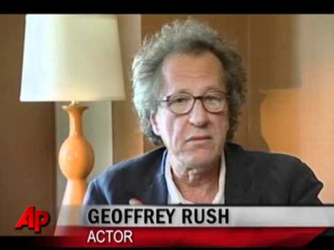 Colin Firth Talks -The King-s Speech-