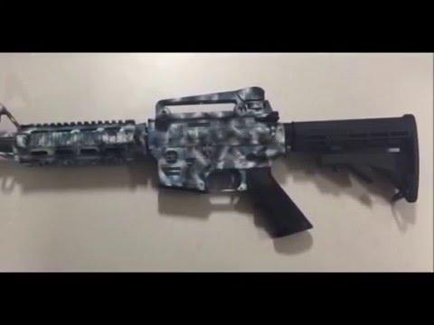 LDT AR15 - LuxDefTec