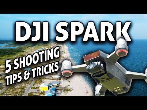 DJI Spark: 5 Cinematic SHOOTING TIPS and Tricks - UCgyvzxg11MtNDfgDQKqlPvQ