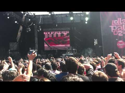 Cypress Hill - Insane in the Brain Live in Lollapalooza 2011 Chile HD