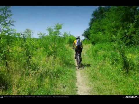 VIDEOCLIP Traseu MTB Bucuresti - Padurea Baneasa - Otopeni - Moara Vlasiei - Tunari