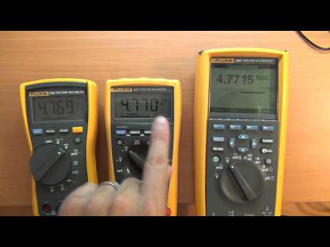 Multimeter review / buyers guide: Fluke 177 / 179 - Part 1
