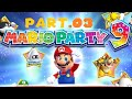 Mario Party 9 Solo Walkthrough Part 3