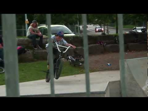 BRUNO HOFFMAN x BEN HENNON VANS BMX VIDEO
