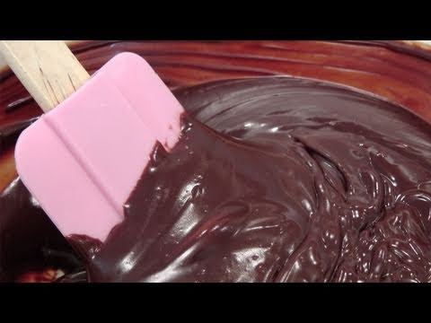 Homemade Chocolate Frosting - Recipe by Laura Vitale - Laura in the Kitchen Episode 145